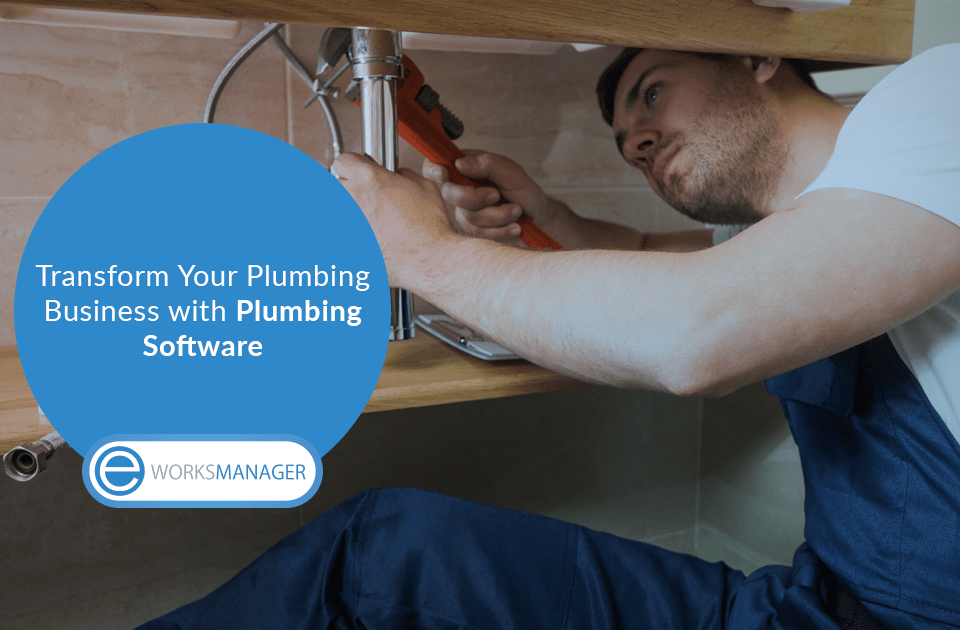 Transform Your Plumbing Business with Plumbing Software